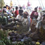 Endonezya'da Kadın Pazarcılar