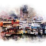İstanbul'dan Yeme-İçme Manzaraları